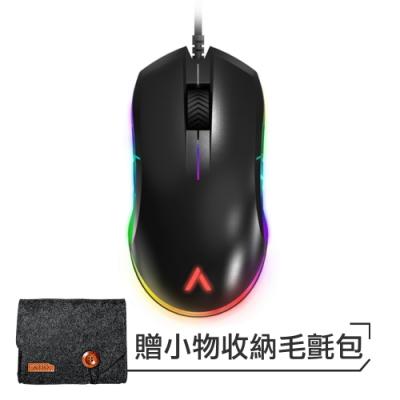 AZIO ATOM RGB炫彩光弧電競滑鼠