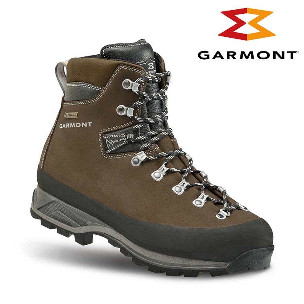 GARMONT 男GTX大背包縱走登山鞋Dakota Lite 深棕色