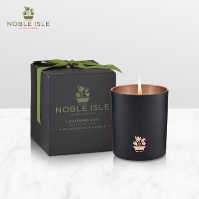 NOBLE ISLE 橡木與佛手柑香氛蠟燭 200g