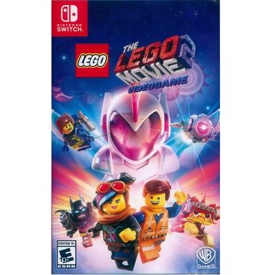 樂高玩電影 2 LEGO MOVIE 2 - NS Switch 中英日文美版