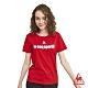 法國公雞牌短袖T恤 LON2310176-中性-紅 product thumbnail 1