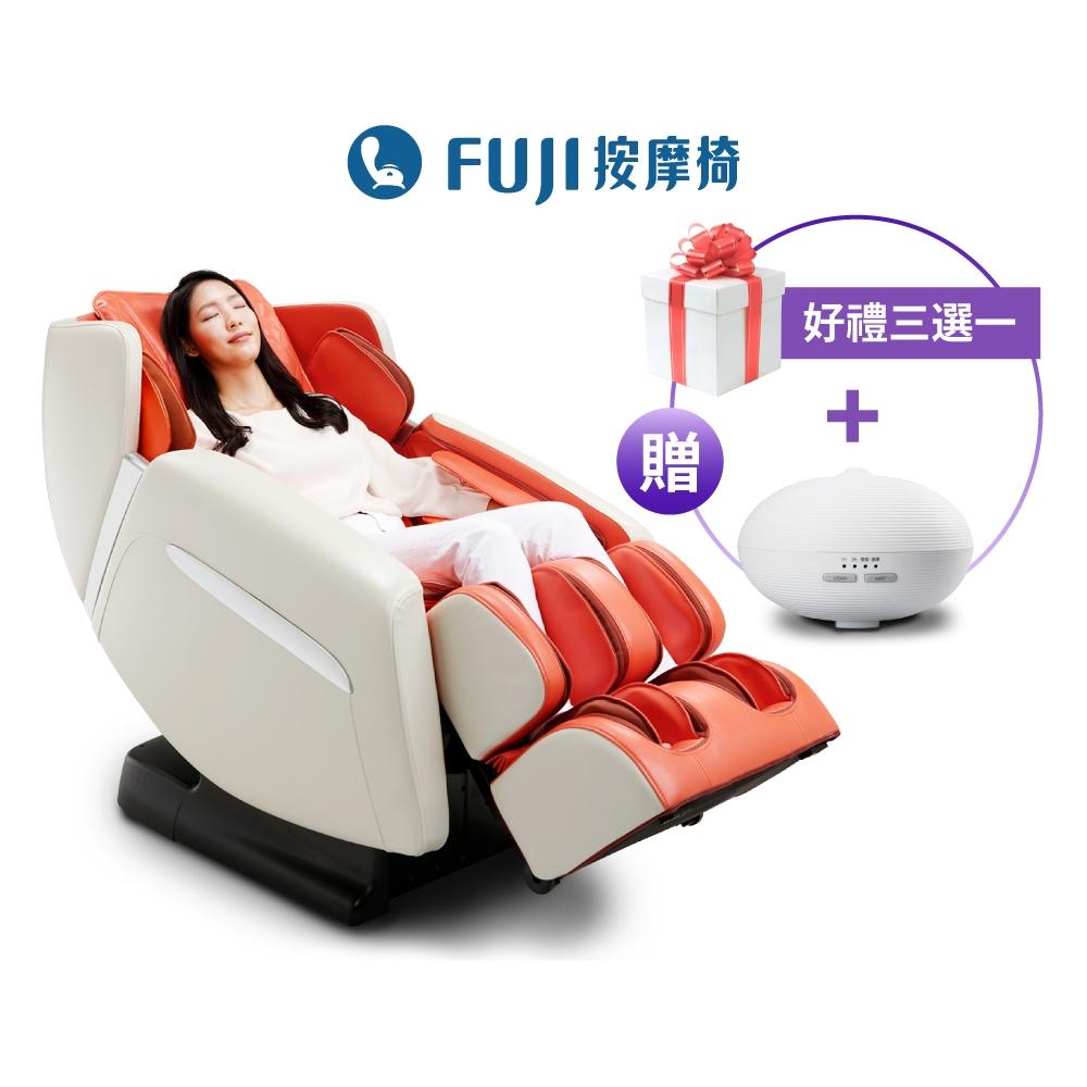 【AR賣場 全新體驗】FUJI按摩椅 摩享時光按摩椅 FE-7000(原廠全新品)