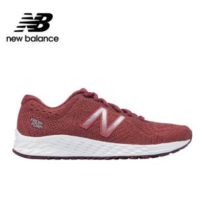 New Balance 緩震跑鞋_女性_酒紅_WARISSP1-B楦