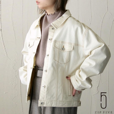 日牌Chillfar OVERSIZE輕薄牛仔外套 丹寧/斜紋織 10色