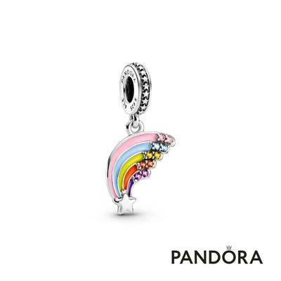 【Pandora官方直營】繽紛彩虹吊飾