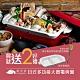 綠恩家enegreen日式多功能烹調大器電烤盤(買就送專用鴛鴦鍋) (經典紅)KHP-777TR product thumbnail 2