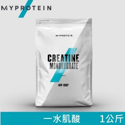 【英國 MYPROTEIN】Creatine Monohydrate 一水肌酸(原味/1kg/包)