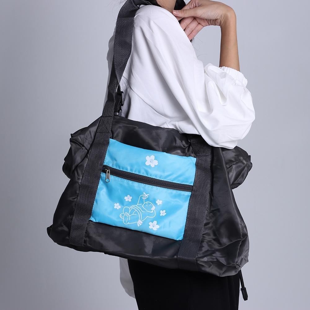 大金寶寶 收納式雙用旅行袋