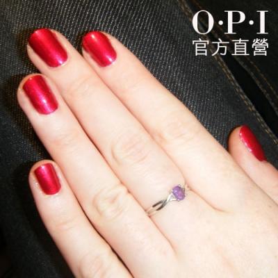 OPI 官方直營.在紅場的豔遇類光繚-ISLR53. 如膠似漆2.0系列指彩/居家美甲