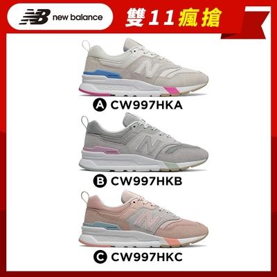 【New Balance】 復古鞋_997系列_女性3款(CW997HKA+CW997HKB+CW997HKC)