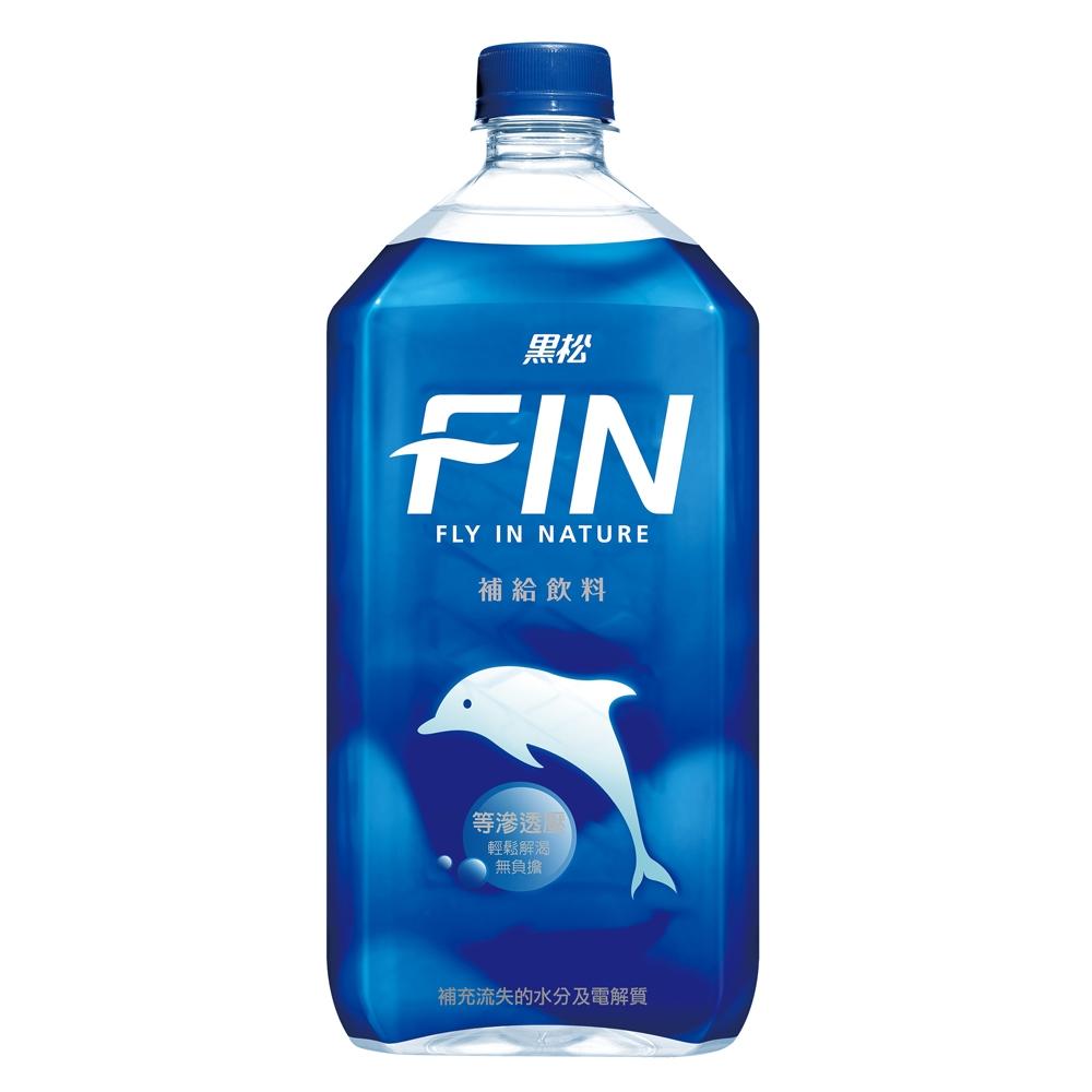 黑松 FIN 補給飲料(975mlx12入)