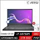 (M365組合) MSI微星 Creator 15 A10SDT 15.6吋創作者筆電(i7-10750H六核/GTX1660Ti 6G/16G/1TB PCIe SSD/Win10) product thumbnail 1
