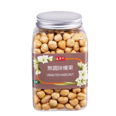 盛香珍 無調味榛果230g(罐)