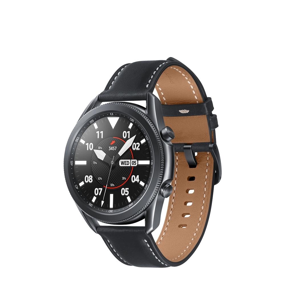 三星SAMSUNG Galaxy watch 3 R845 45mm智慧手錶 LTE版