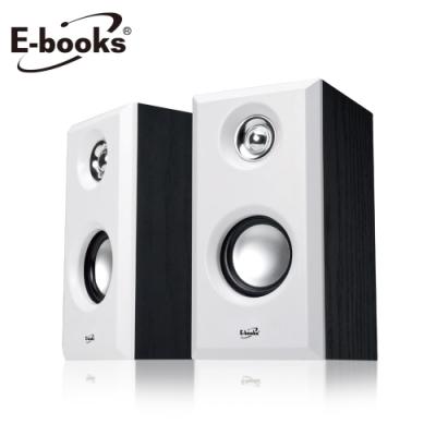 E-books D30 木質HI-FI 2.0聲道多媒體音箱