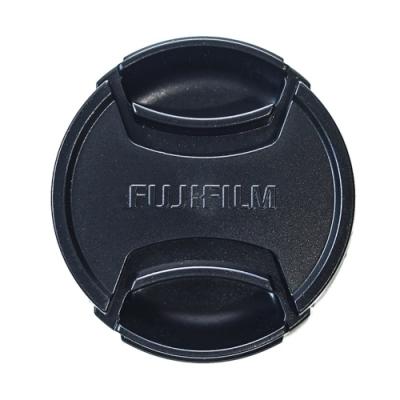 富士Fujifilm原廠39mm鏡頭蓋FLCP-39鏡頭蓋II代(中捏快扣式)鏡頭前蓋鏡頭保護蓋lens cap