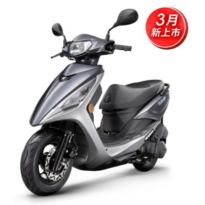 KYMCO 光陽機車 新名流 150-七期車-2021年車
