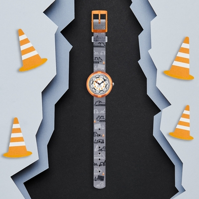 FlikFlak 兒童錶 DIG IT -31.85mm