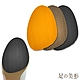 足的美形 台灣製3M圓頭鞋底防滑貼 (3雙) product thumbnail 1