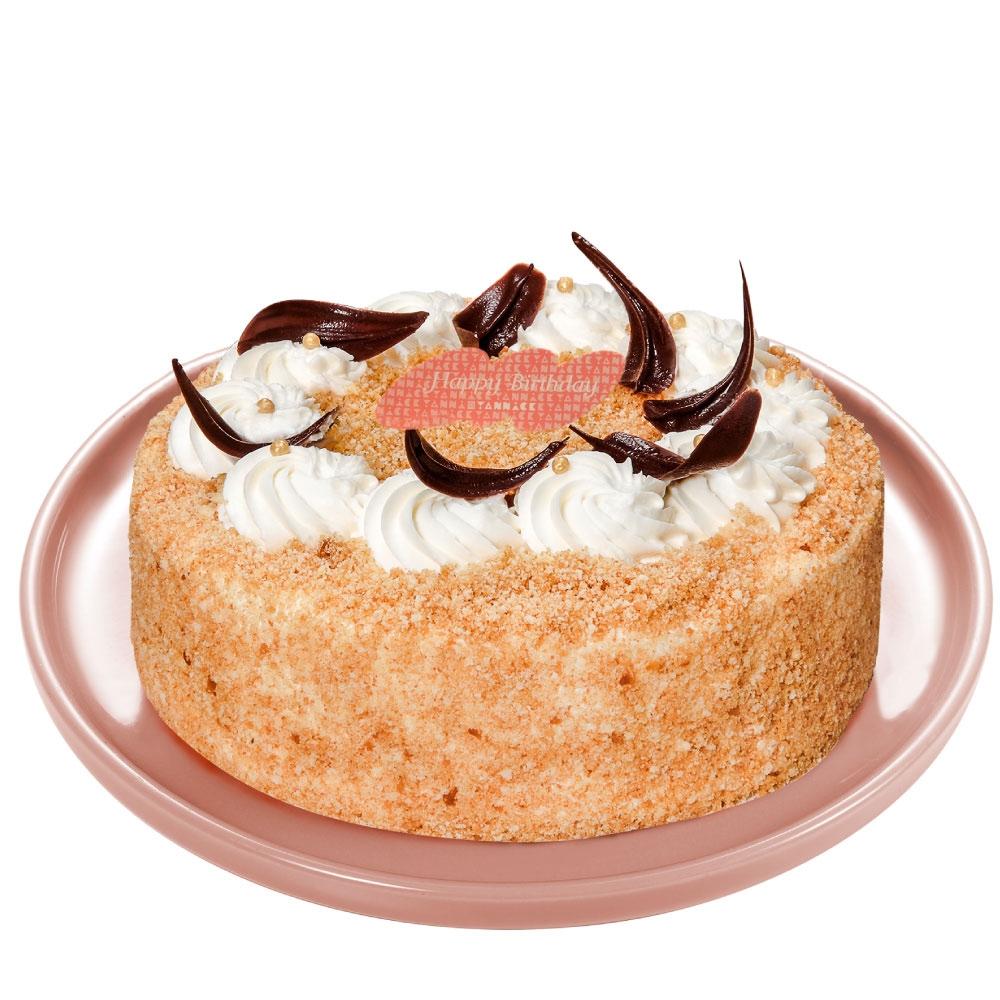 亞尼克蛋糕 好運花生6吋