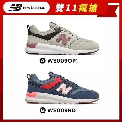 【New Balance】復古鞋_女性_009系列兩款(WS009OP1+WS009RD1)