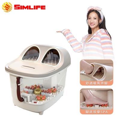 SimLife-日式乾溼兩用腳底滾輪按摩泡腳機