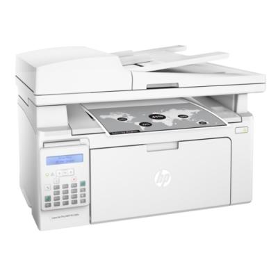 HP LaserJet Pro M130fn 多功能黑白雷射傳真複合機 (G3Q59A)(福利品)