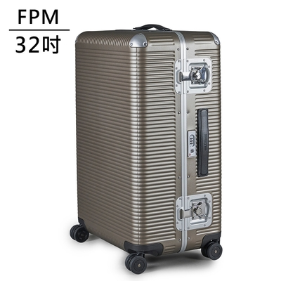 FPM MILANO BANK LIGHT Almond系列 32吋行李箱 摩登金 (平輸品)