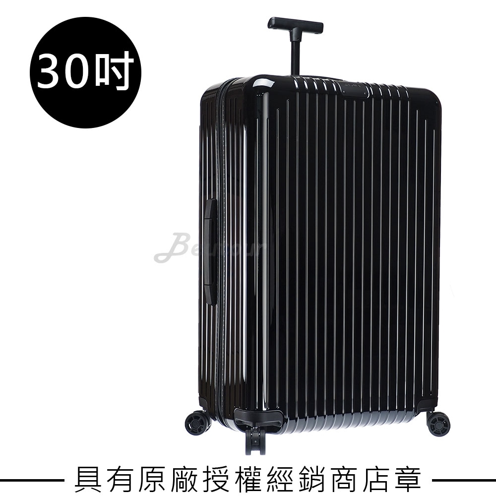 Rimowa Essential Lite Check-In L 30吋行李箱 (亮黑色) product image 1