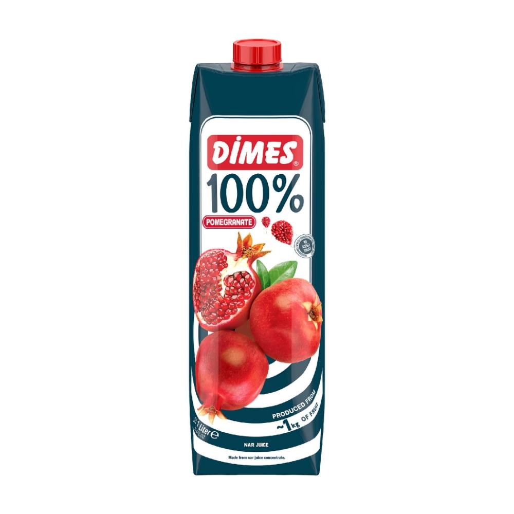 Dimes地美 100%紅石榴汁(1000ml)