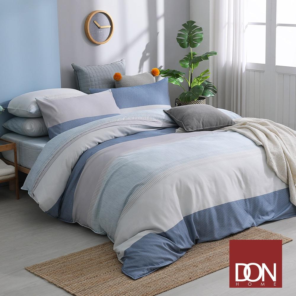 【DON】 吸濕排汗天絲兩用被床包組-單/雙/加 均一價 (半夏微光)