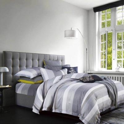Ania Casa 都市密碼 涼感天絲 採用3M吸溼排汗專利 加大鋪棉兩用被床包組