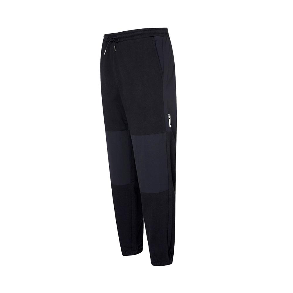 FILA #Project 7 針織束口長褲-黑色 1PNU-5224-BK