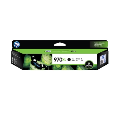 HP 970XL/CN625AA 黑色 原廠高容量墨水匣