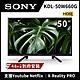 SONY 50吋 FHD HDR智慧連網液晶電視 KDL-50W660G (居家工作 線上教學) product thumbnail 1