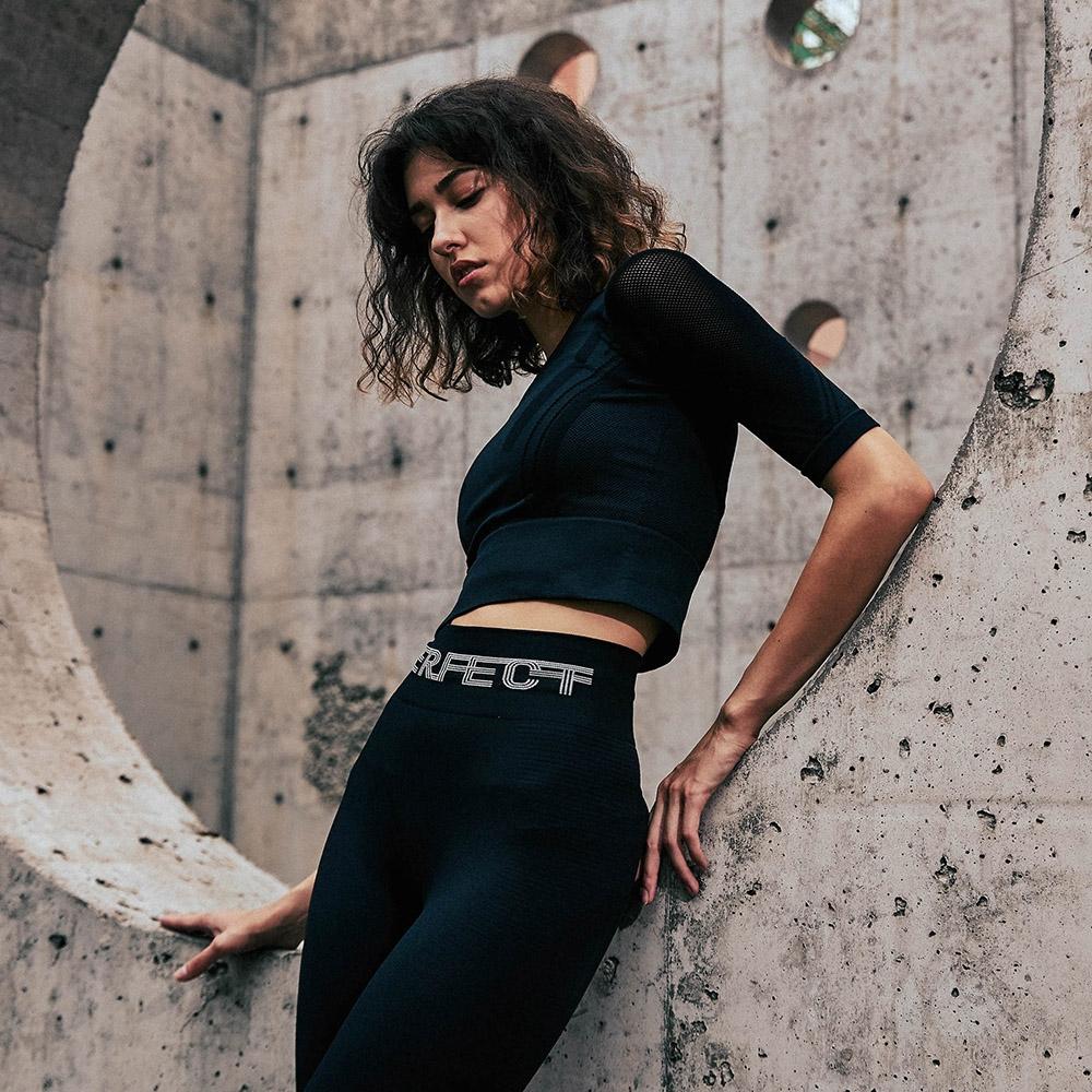 澳洲 YPL 摩斯星紋塑型褲 U型立體提臀更有感