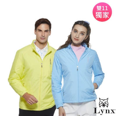 【Lynx Golf】獨家!男女防風、鋪棉、保暖外套$1911(4款)