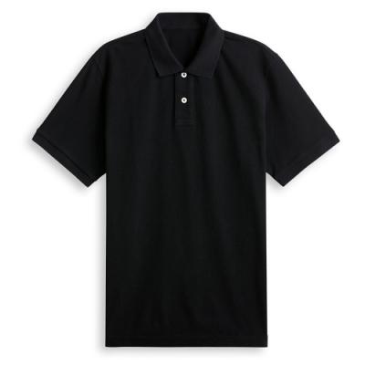 男人幫大尺碼 P0128MIT台灣製造超快乾機能 POLO衫