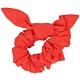 MBMJ Bunny Scrunchie 免耳造型髮束(橘紅色) product thumbnail 1