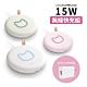 PROBOX 皇室萌貓 15W無線充電組 (充電盤+QC3.0充電頭) product thumbnail 1