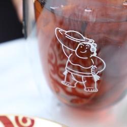 大金寶寶 玻璃隔熱雙層杯禮盒 經典款