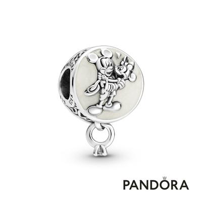 【Pandora官方直營】迪士尼米奇與米妮永恆愛意串飾