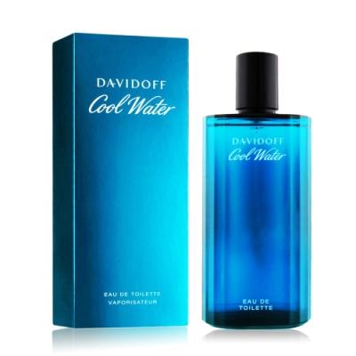 *Davidoff 冷泉男性淡香水 Cool Water 125ml EDT-國際航空版