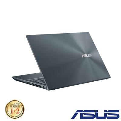 ASUS UX535LI 15.6吋筆電 (i7-10870H/GTX1650Ti/16GB/1TB SSD/ZenBook Pro 15 OLED/綠松灰)