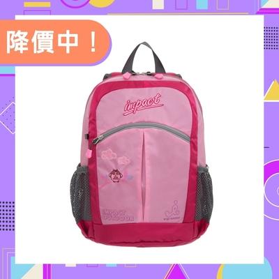 【IMPACT】後背包-貓頭鷹系列-粉紅 IM00H07PK