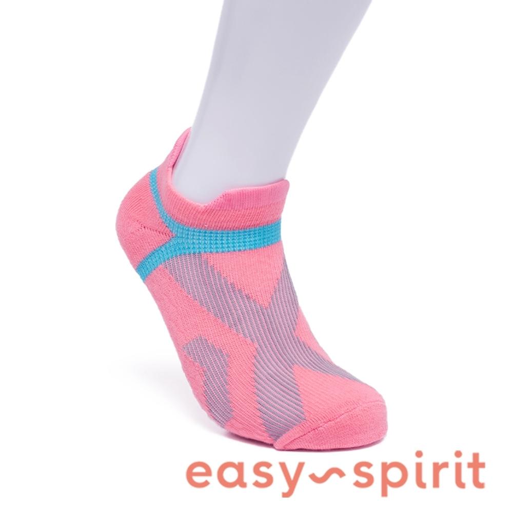 Easy Spirit 舒棉彈性襪-粉紅色