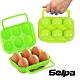 韓國SELPA 雞蛋收納盒 綠 product thumbnail 1