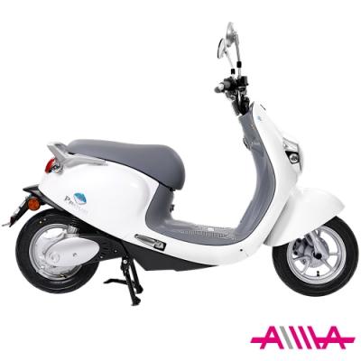 【AIMA愛瑪】 麥 48V鉛酸 LED 智能制動 高性能減震 智能防盜 電動自行車