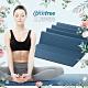 Comefree 羽量級TPE 摺疊瑜珈墊-珍珠藍 product thumbnail 2