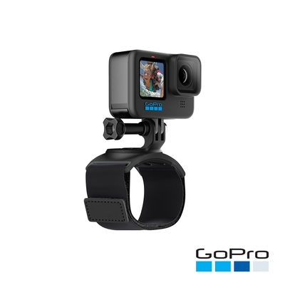 GoPro-手背+腕帶固定組AHWBM-002